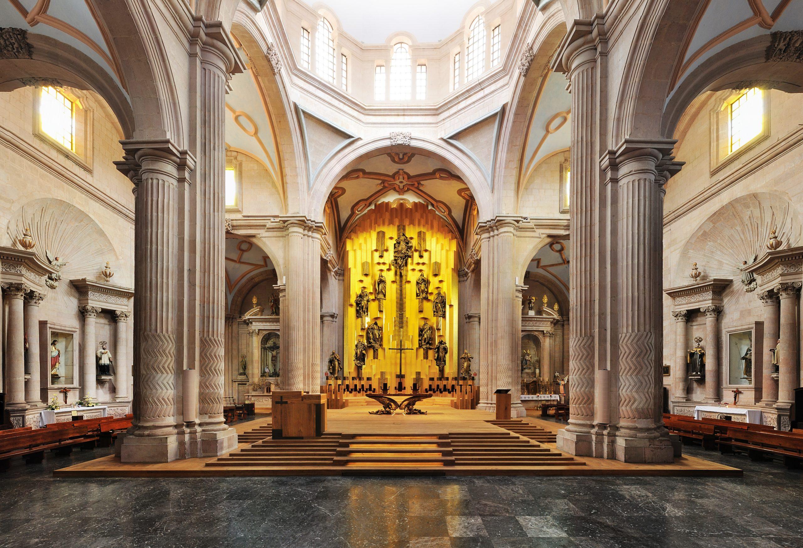 Altar dorado, México